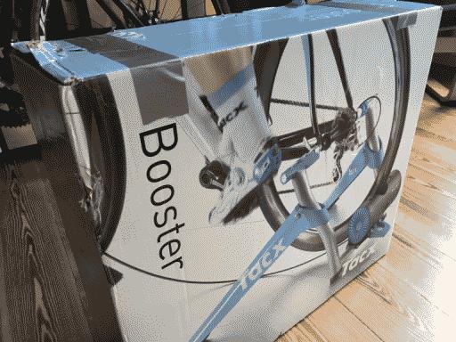 Rollentrainer gebraucht - Tacx Booster