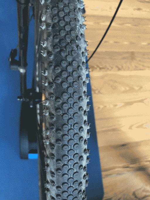 Stollenreifen beim MTB oder Gravel Bike